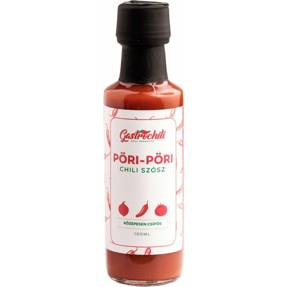 Pöri-pöri | Magyaros - lecsós chili szósz