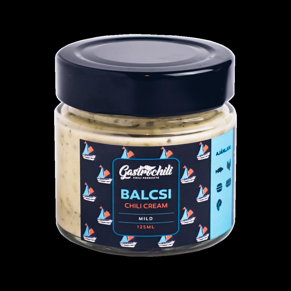 Balcsi | Chilis - zöldfűszeres vegán majonéz